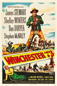 WINCHESTER '73   Original American One Sheet   (Universal, 1950)