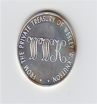 Franklin Mint  Private Treasury Coins  (Sterling)
