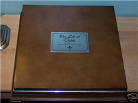 The Life of Christ by Gianni Benvenuti Medals Collection  (Franklin Mint, 1990)