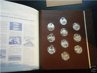 The American Heritage Society Medallic History of The Civil War Medals Collection  (Franklin Mint, 1980)