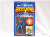 "SPIDER-MAN  5"" Action Figure   (Marvel Super Heroes Secret Wars 7207, Mattel, 1984)"