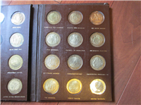 The Life of Lincoln Medals Collection    (Lincoln Mint, 1974)