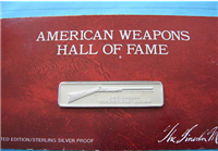 The American Weapons Hall of Fame Ingots Collection  (Lincoln Mint, 1973)