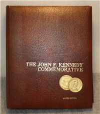 The John F. Kennedy Commemorative Medals Set    (Lincoln Mint, 1971)