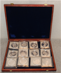 American Mint:  The Birth of Our Nation Commemorative Medals Set
