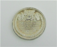 Belle Creole 1845 Commemorative Medal   (Wittnauer Mint, 1973)