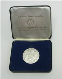 General Benedict Arnold Bicentennial Commemorative Medal   (Wittnauer Mint, 1973)