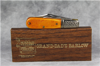 Vintage SCHRADE 206 Grand-dad's Barlow Pocket Knife
