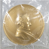 "JAMES BUCHANAN 3"" Bronze Commemorative Medal (U.S. Mint Presidential Series, #115)"