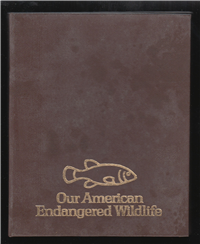 Our American Endangered Wildlife Medals Set   (World Mint, 1970)