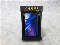 Camel MOONLIT BEACH Color Coated Slim Lighter (Zippo,1993)