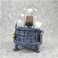 DR. FINKLESTEIN 7-1/4 inch Nightmare Before Christmas Snow Globe (Disney Direct, Touchstone Pictures, 1993)