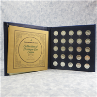 The Antique Cars Coins Collection Series One (Franklin Mint, 1969)