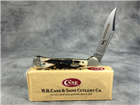1998 CASE XX USA 51749L SS Midnight Stag Mini CopperLock Pocket Knife