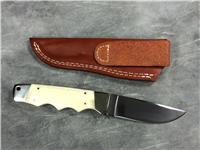 2012 CANAL STREET Antique Smooth Bone Limited Edition Catskill Drop Point Hunter Knife
