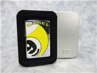 Camel 9-BALL Polished Chrome Lighter (Zippo, CZ103, 1996)