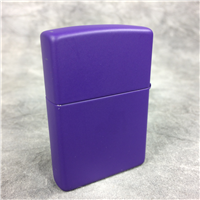 CAMEL THE HARD PACK Purple Matte over Brass Lighter (Zippo CZ165, 1997)