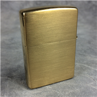 CAMEL 80th ANNIVERSARY Brushed Brass Lighter (Zippo CZ320, 1999)