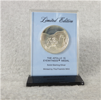 The Apollo 15 Eyewitness Medal (Franklin Mint, 1971)