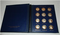 The Great Canadians Commemorative Medals Collection  (Franklin or Wellings Mint)