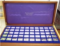 The Greatest Airplanes in Aviation History Ingots Collection   (Franklin Mint)