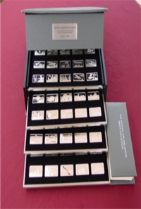 The National Space Institute Air and Space Ingots Collection  (Franklin Mint)