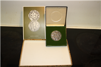 Societe de la Sculpture de Medalles Medals (Franklin Mint, 1972)