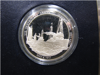 The Official Bicentennial History of the United States Navy Commemorative Medals Set  (Franklin Mint, 1975)