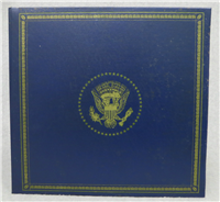 The Presidential Treasury of Commemorative Medals Collection  (Franklin Mint, 1970)
